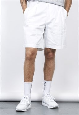 Vintage 90's Polo Ralph Lauren white shorts
