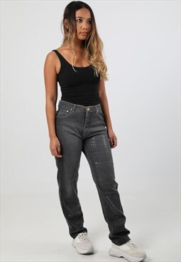 Vintage y2k Roberto Cavalli Sparkle Jeans