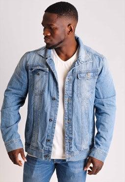 Vintage Denim Jacket NJ1379