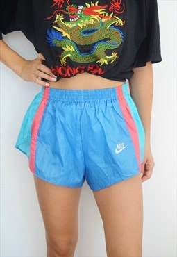 90s NIKE International Vintage Sprinter Shorts Made in UK