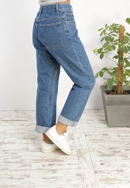 Vintage L.L.Bean High waisted Mom Jeans X137