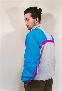 Vintage Lotto WindJacket multicolor Cod 12-39