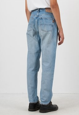 Vintage Blue BIG STAR Denim Jeans