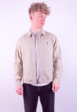 Vintage Ralph Lauren Harrington Jacket in Beige