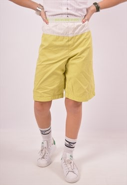Vintage Burberry Shorts Yellow