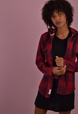 Check Flannel Shirt GRS760
