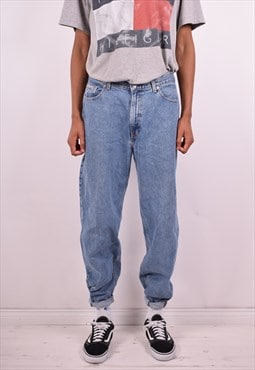 Calvin Klein Mens Vintage Jeans W34 L32 Blue 90s