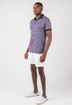 Morris Stripe Polo