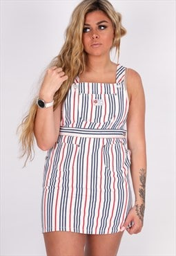 Vintage Stripes Dungaree NTR21