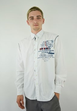 Vintage Paul & Shark Shirt for men