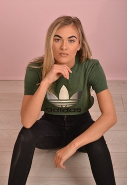 Adidas Cropped T-Shirt GBT1794