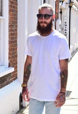 White T shirt 3 pack White Tee's