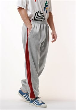 90s Vintage Oldschool Cotton/P Trousers 16610