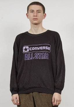 Vintage 80's Converse All Star sweatshirt