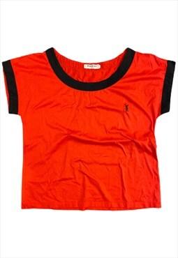 Yves Saint Laurent tricot t shirt