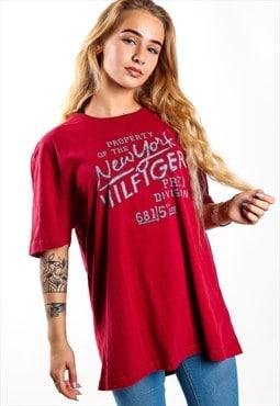 Vintage Tommy Hilfiger T-Shirt T217