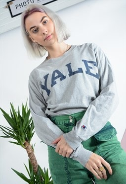 Vintage Champion YALE long sleeve t-shirt.