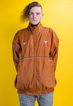 Vintage Windbreaker Shell Jacket