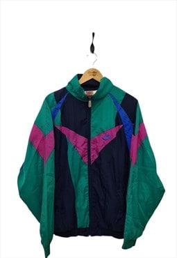 Vintage 1990s Nike Shell Jacket Coat Windbreaker Original