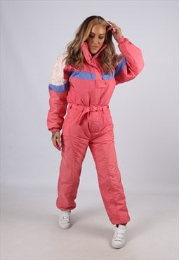 Vintage JOFF Full Ski Suit Snow UK 10 S  (A4P)