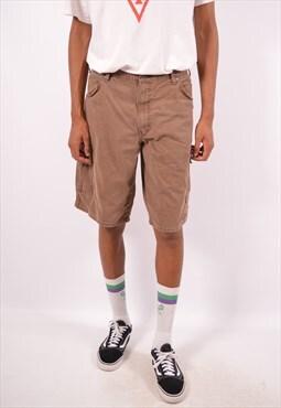 Vintage Dickies Cargo Shorts Brown