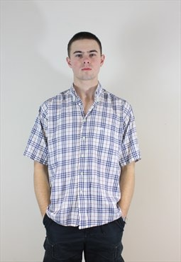 Check Nova Burberry Short Sleeved Shirt