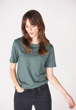 Basic T Shirt Green