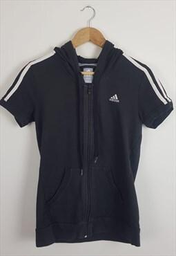 Vintage Adidas Hoodie Black