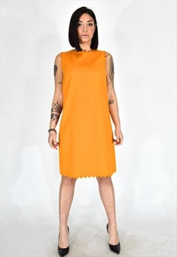 moschino cheap & chic orange