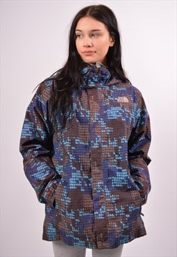 Vintage The North Face Rain Jacket Multi
