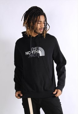 Vintage The North Face Hoodie Black