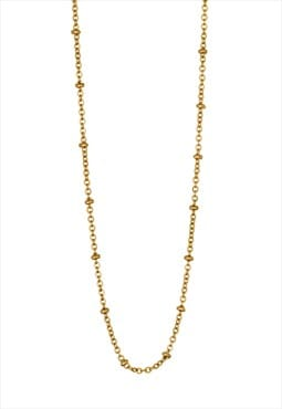 Long Ball Chain, Gold