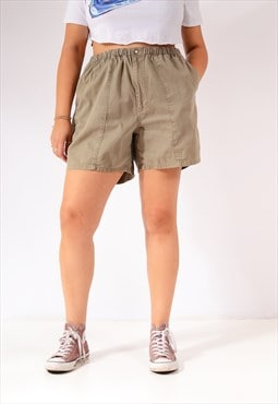 Vintage Ralph Lauren Polo Elasticated Shorts Beige