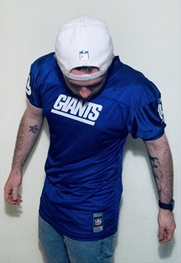 Vintage New York Giants team apparel NFL training Jersey