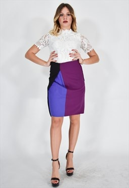 GIANNI VERSACE Multicolour Casual Skirt