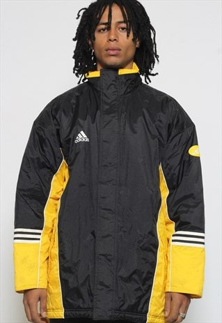 VINTAGE ADIDAS QUILTED JACKET
