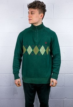 Vintage Fred Perry 1/4 Zip Jumper