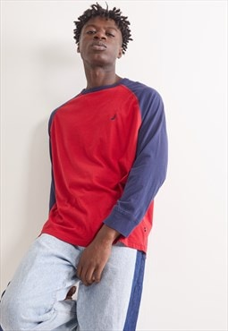 Vintage Nautica Long Sleeve Top