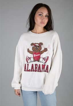 Vintage 90s 'Alabama' Sweater