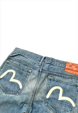 Vintage Evisu Genes Denim Jeans