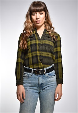 2000s Burberry Brit Nova Check Shirt