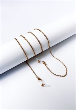Glasses Chain - Gold