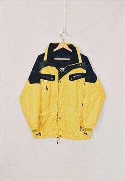 Vintage 90s OG Yellow Jacket Coat