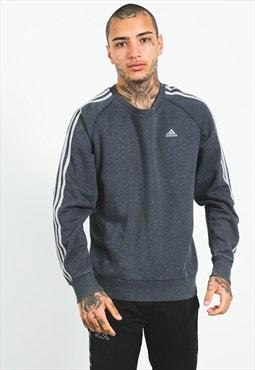 Vintage 80s Adidas Sweatshirt / S5955