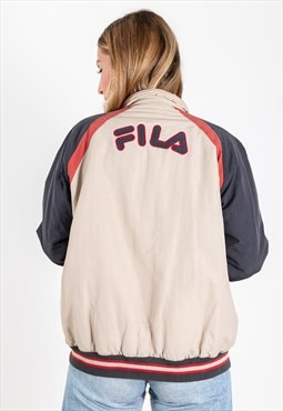 Vintage 80s Fila Winter Jacket / S9111