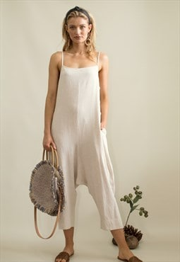 Ashley Jumpsuits-Linen