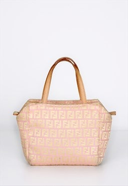 Vintage Fendi Mini Pink Bag
