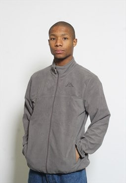 Vintage Kappa Fleece Grey