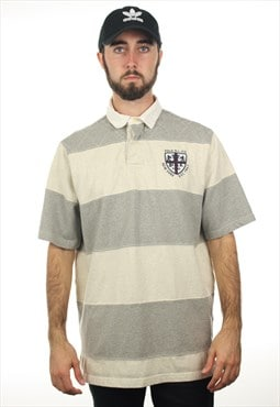 Vintage RALPH LAUREN Rugby Polo Top Shirt