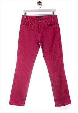 Vintage Levis  Denim 505 Straight Leg - Mono Look Pink